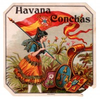 Havana Conchas Outer Box Art