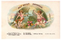 Key West Havanas Sales Book Page