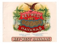 Key West Havanas Sales Book Page 2