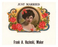 The Rose Lady - Just Married