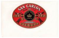 San Carlos Inner Box Art