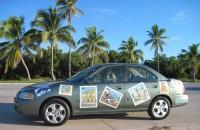 Key West Art Car