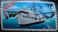 The Ocean Clipper Fishing Boat